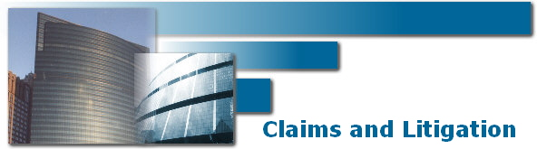 Claims and Litigation